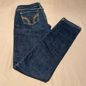 Hollister Jeans - Skinny - Low Rise - Size: 0S
